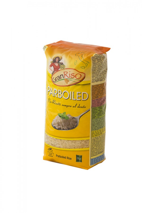 1 kg dfq Parboiled GranRiso