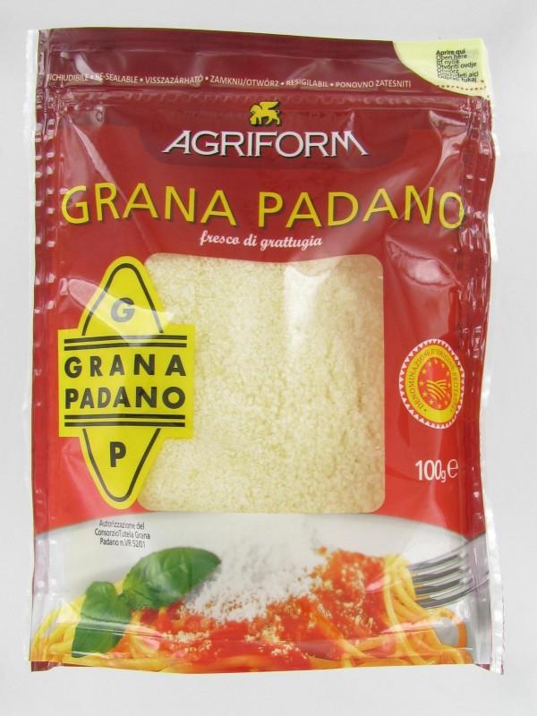 100g Grana Padano rasa cod0219