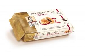 125g Produs de patiserie umplut cu crema de ciocolata BOCCONCINI