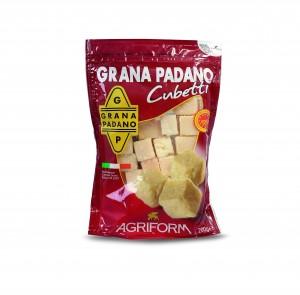 200g Grana Padano Cubetti cod0448
