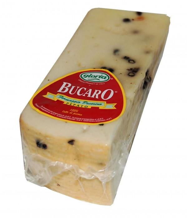 250g Peccorino Bucaro cu piper cod1364