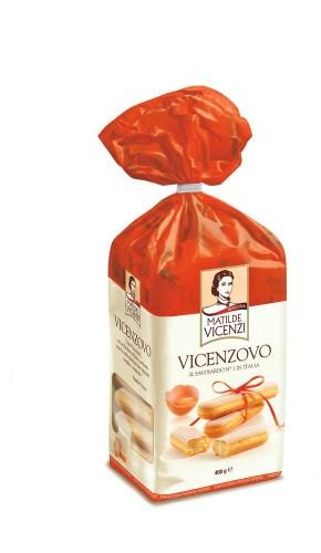 400g VICENZOVO Piscoturi