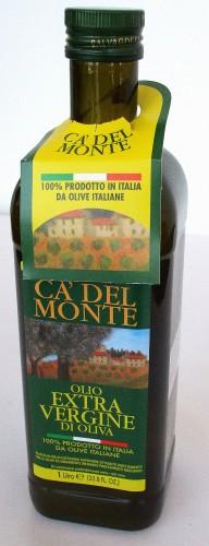 Cadelmonte ulei masline extravirgin 1 L