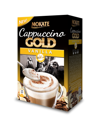 Capp. Gold vanilla