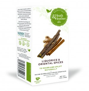 Ceai de lemn dulce si condimente orientale