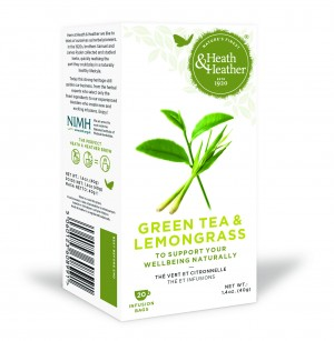 Ceai verde si lamaie