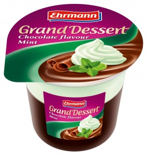 Grand Dessert Chocolate Flavour Mint 200g