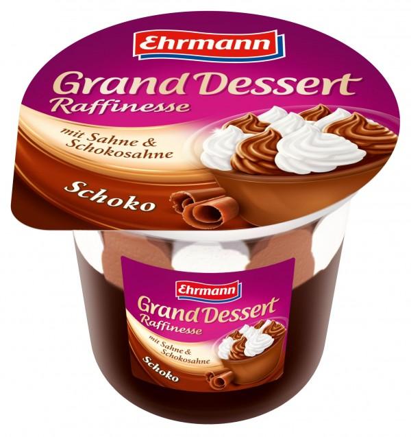 Grand Dessert Raffinesse Schoko  200g