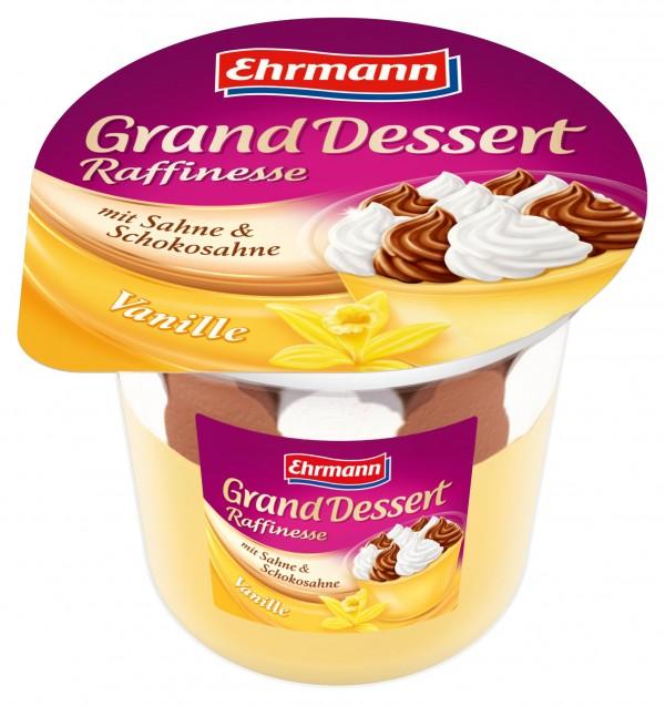 Grand Dessert Raffinesse Vanille 200g