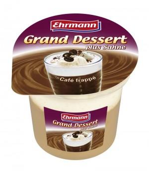 Grand dessert Cafe Frappe