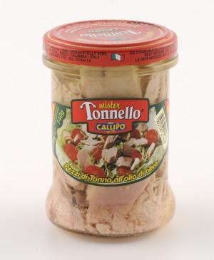 Mister Tonnello 200g ulei masline