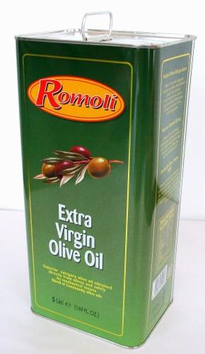 Romoli ulei extravirgin 5 L