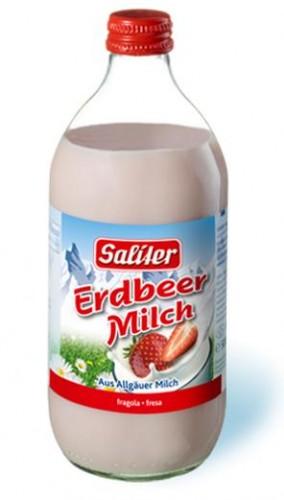 Saliter - Erdbeer Milch