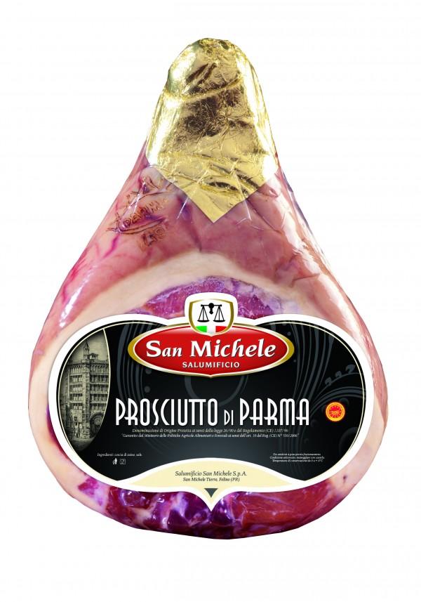 San Michele-(~8.5kg) Prosciutto Parma