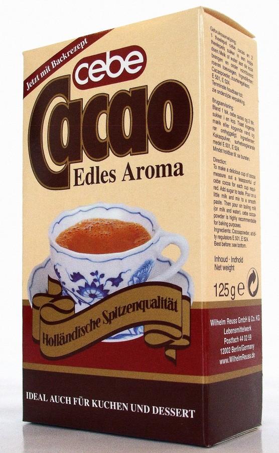 cacao cebe 125g