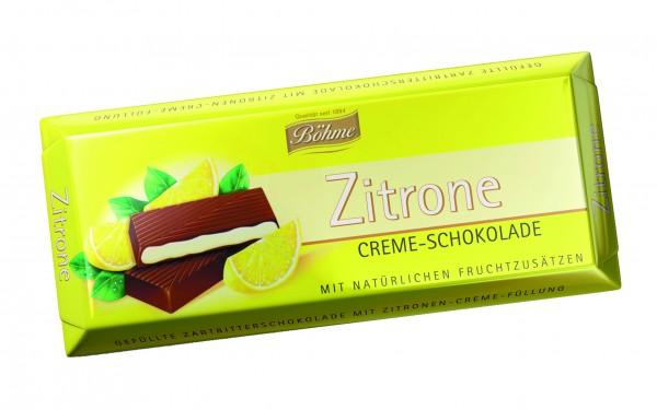 ciocolata cu lamaie 100g nou