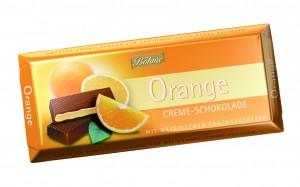 ciocolata cu portocale 100g