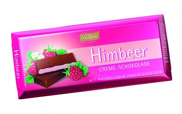 ciocolata cu zmeura 100g