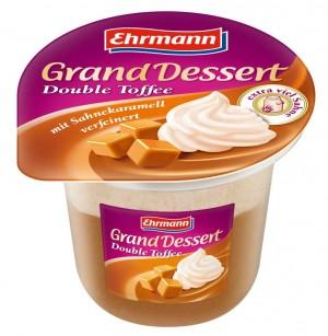 grand Dessert dublu caramel