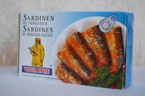 sardine in sos tomat