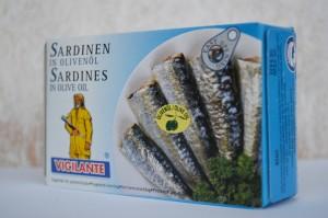 sardine ulei masline