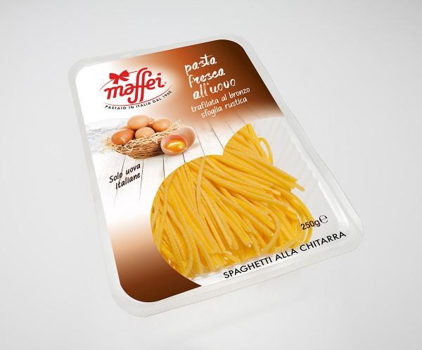spaghetti alla chitarra gr 250 maffei