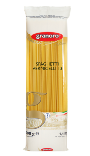 spaghetti vermicelli