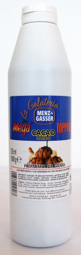 topping de cacao