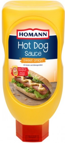 Homann Hot Dog