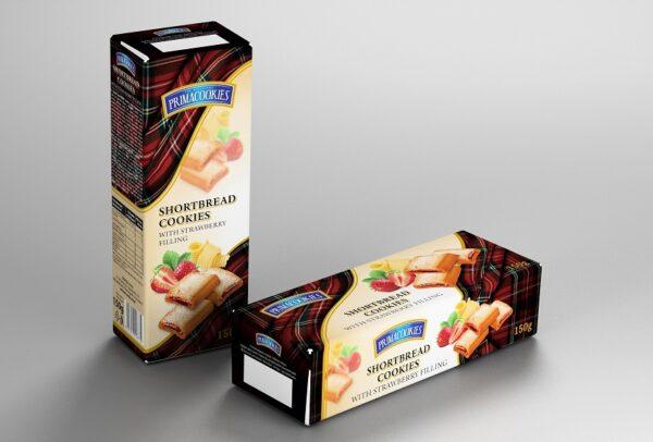 Shortbread – Strawberry
